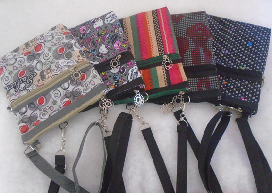 Colorful Sling Bags