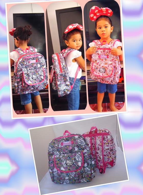 Toddler's Backpack