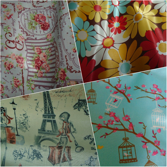 More Fabric Collections for Continued Inspiration