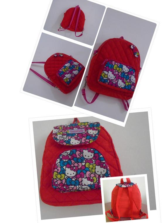 Toddler's Backpack.