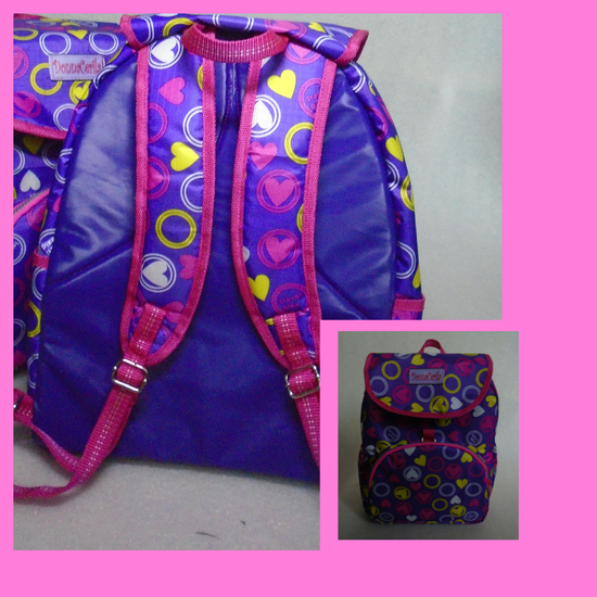Grade School Bag.