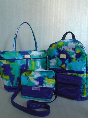 Summer Outdoors Set of 3 Bags