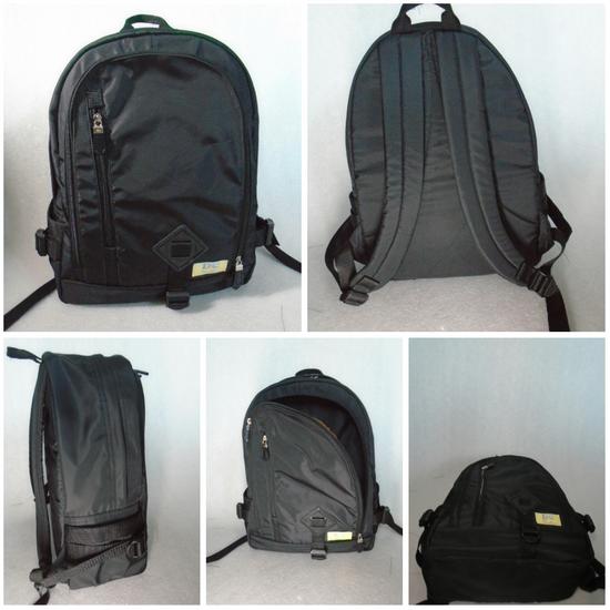 Inspirational Storyfrom Black Pack Bag