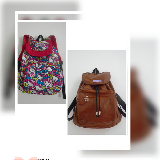 OurGrowingGirls' Backpack Collection