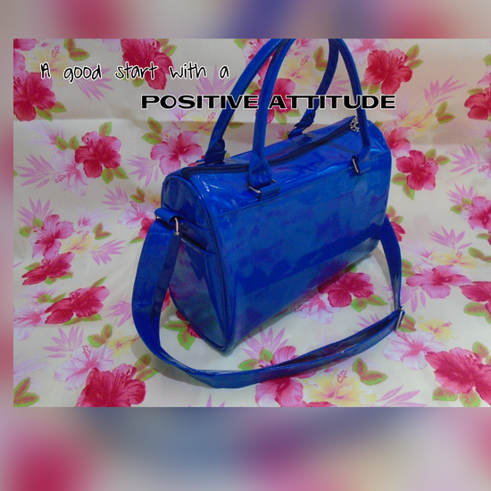 Think Positive!👜