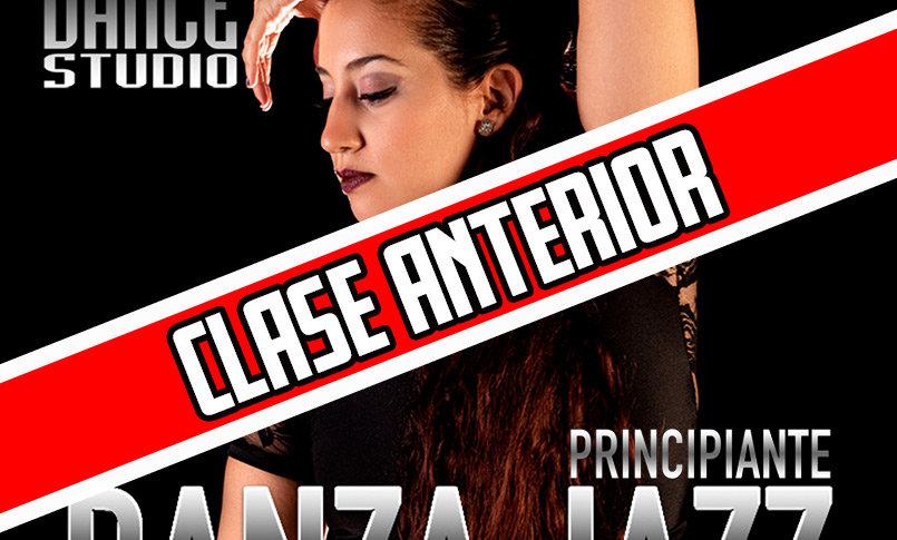 JAZZ principiante con Ana / Clase del día 19-05-2020