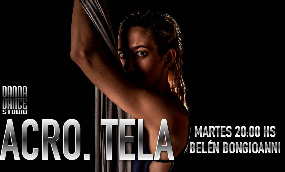 ACRO. TELA / MARTES 20:00 hs (15+)