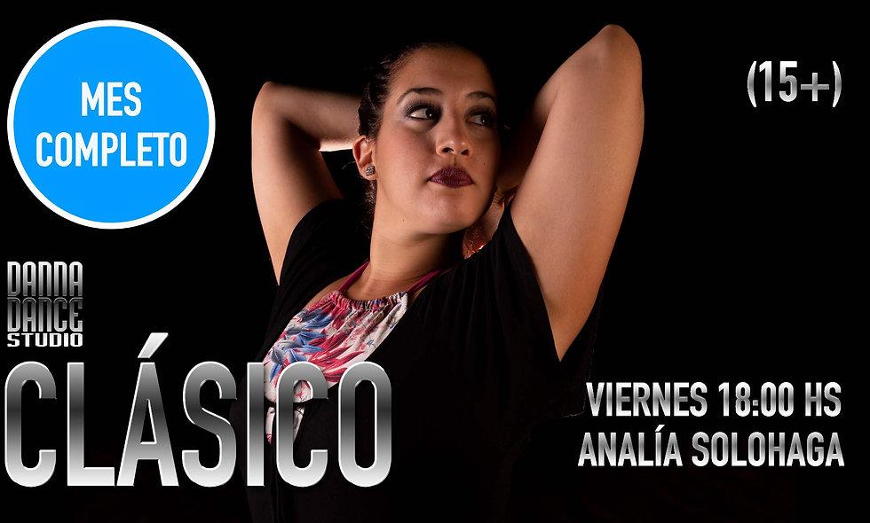 CLÁSICO / VIERNES 18:00 hs