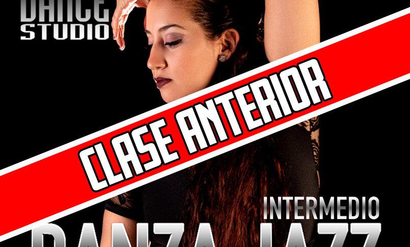 JAZZ intermedio con Ana / Clase del día 03-08-2020