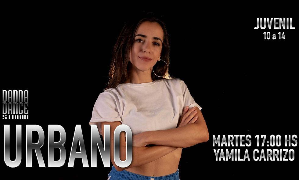 URBANO Juvenil / MARTES 17:00 hs