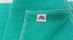 dm plažni ručnik piece dyed