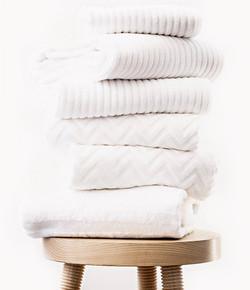 Bijeli hotelski ručnik 500 gsm