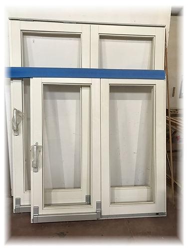 scorrevoli e finestre semilavorate