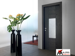 porta in legno modello 67