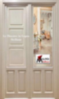 Le finestre in legno siciliane salone vi