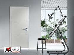 porta in legno personalizzata rif.g