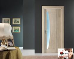porta in legno personalizzata rif. ba