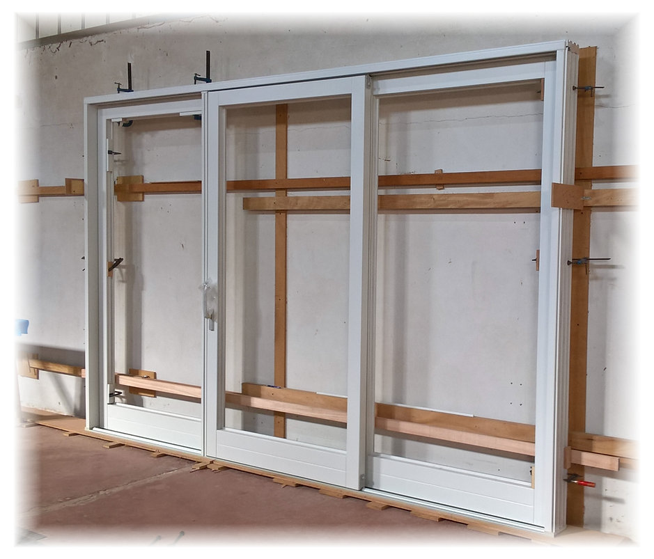 scorrevole in legno alzante complanare grezzo o verniciato faidate o falegname semilavorato