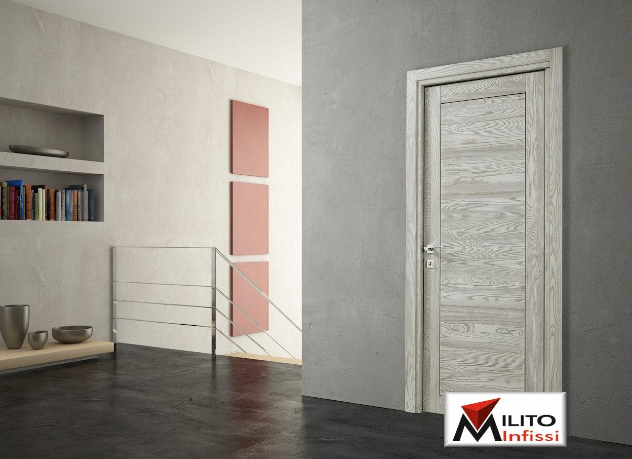 porta in legno personalizzato rif.m