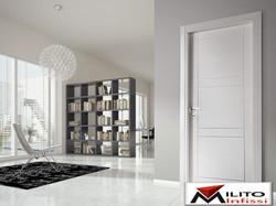 porta in legno personalizzata rif.b