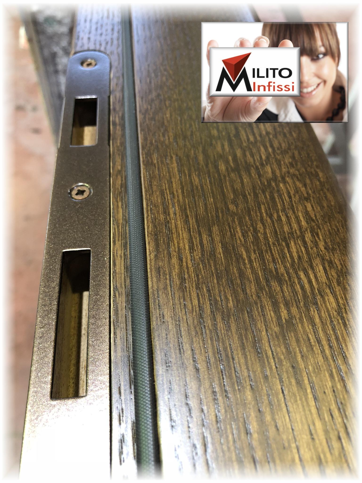 rovere legno telaio