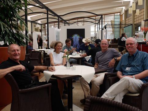 Horst Stasny, Verena & Georg Popp, Norbert Rosing