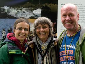 Sandra Schonlau, Nomi Baumgartl, Dieter Schonlau