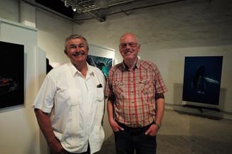 Flip Nicklin & Norbert Rosing