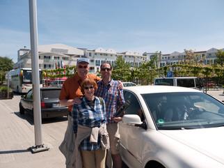 Norbert & Elli Rosing, Andy Rouse