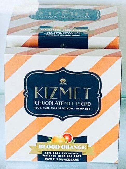 Kizmet Blood Orange - 5mg per square