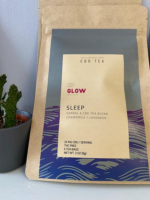 Glow Tea - Sleep THC Free 5 Tea Bags