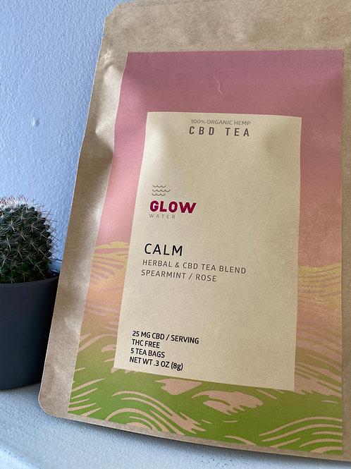 Glow Tea - Calm THC Free 5 Tea Bags