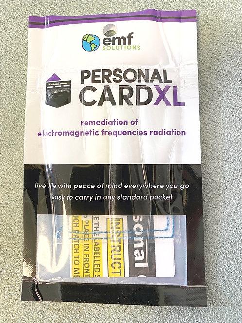 Personal Pocket Card XL