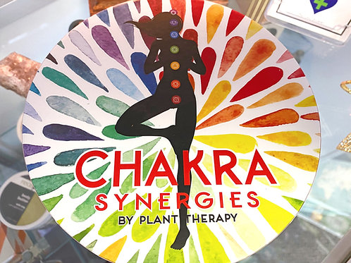 Chakra Synergies Set - Roll On