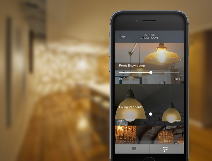 Savant Pro App Has New Lighting Control Updates
