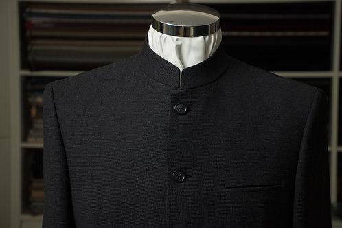Tailored Mandarin Jacket – Scabel