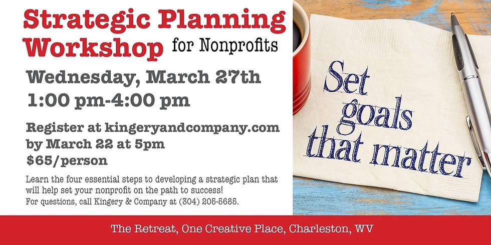 Strategic Planning Workshop for Nonprofits