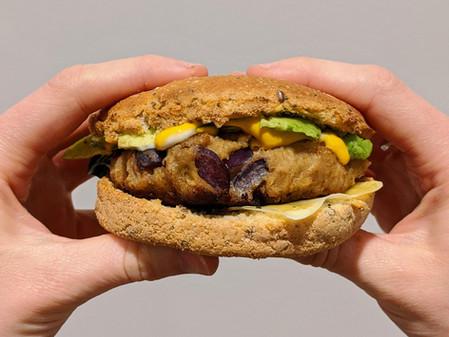 Healthy Turkey Burgers (Gluten Free/ Dairy Free)