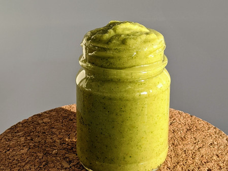 Jalapeños and Lime Dressing (Vegan/Gluten Free/No Refined Sugar)