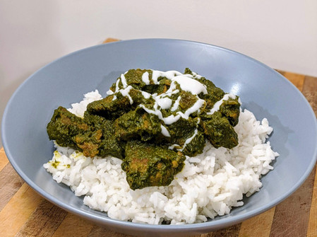 Green Hara Masala (Gluten, Dairy, Soy Free/ Low Fat)