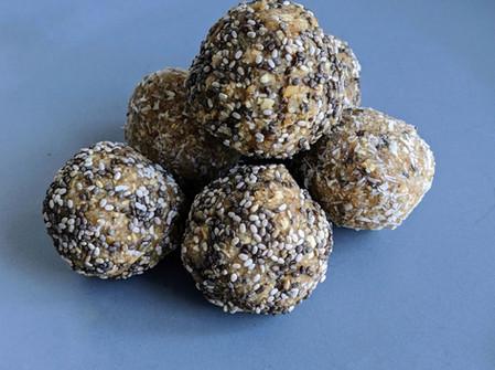 Weetbix Breakfast Balls (Gluten Free/Vegan/No Bake/Low Sugar)