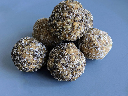 Weetbix Breakfast Balls (Gluten Free/Vegan/No Bake/Low Sugar)
