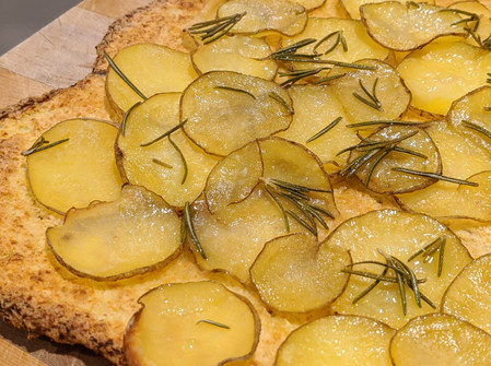 Cauliflower Pizza Base (Gluten, Dairy and Soy Free/ No Sugar/ Preservative Free)