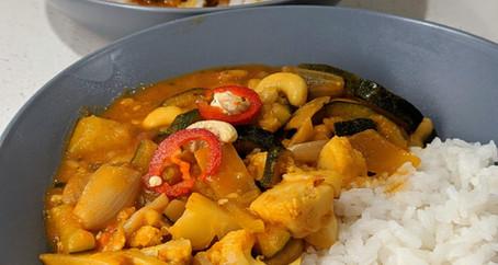 Simple Curry (Vegan/Gluten Free)
