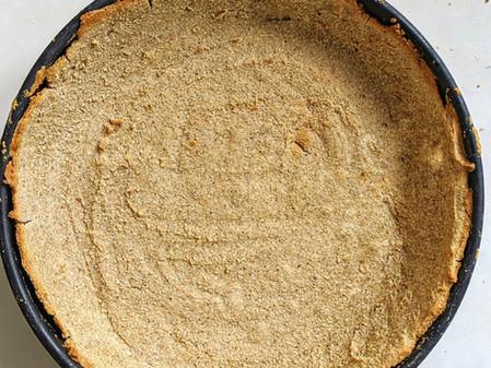 Paleo Pie Crust (Gluten Free/Vegan)