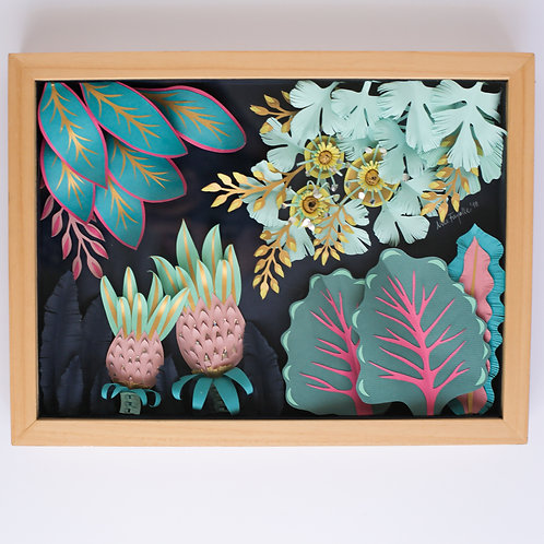 Diorama Selva Mágica
