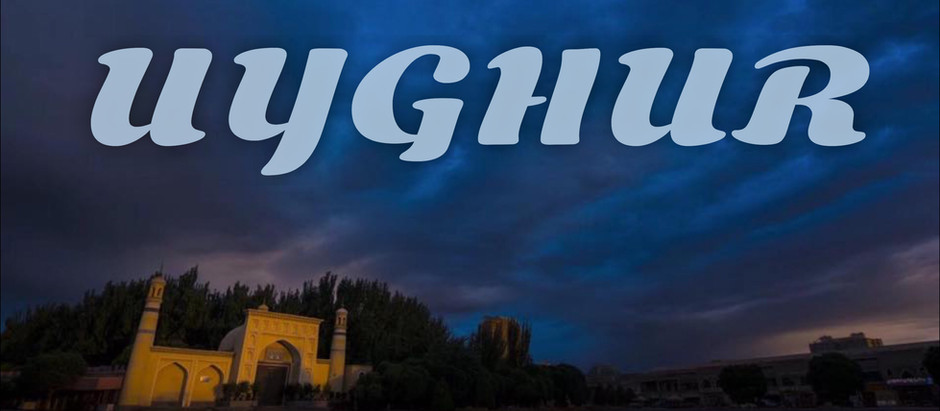 History of Uyghurism The Birth of Modern Uyghur Nationalism
