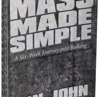 The principles behind bulking - from Dan John's Mass Made Simple