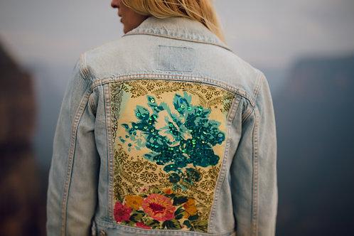 Estelle Light Blue Denim Jacket