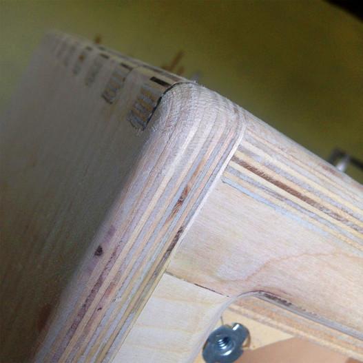 Detalle de carpintería